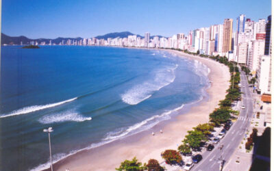 Our schedule had us flying out of Sao Paulo that afternoon for a 2-day stay in Florianopolis.
